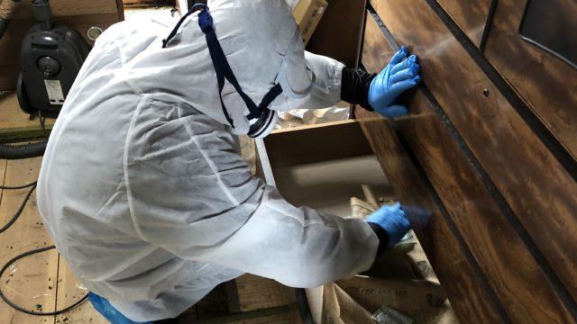 北九州市門司区 特殊清掃 孤独死 遺品整理
