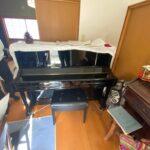 小倉北区にて本日、遺品整理に伴う片付け作業の、二日目を行いました。