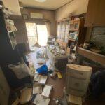 本日、八幡東区で、2日目の遺品整理を、行いました。
